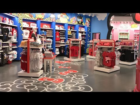 Tour the Store: Hello Kitty at Universal Studios Florida