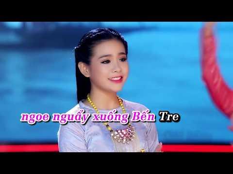 [KARAOKE] Phải Lòng Con Gái Bến Tre - Thiên Quang ft Quỳnh Trang