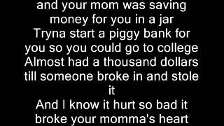 Eminem   Mockingbird Lyrics