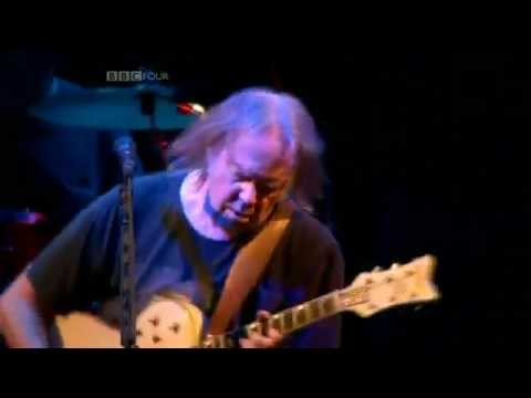 Neil Young   Words Between The Lines Of Age  (Glastonbury 2009) HD