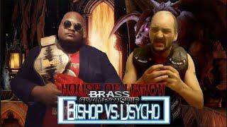 House Of Legion Brass Title Match: Bishop Dvante D vs. D-Sycho (AOW: Trend)