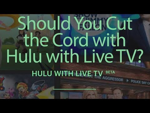 Should You Cut The Cord With Hulu With Live TV? A RoXolid Review