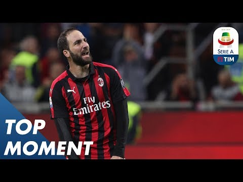 Higuaín On Target As Milan Get Back To Winning | Milan 3-2 Sampdoria | Serie A