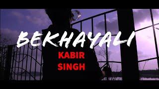 Kabir Singh: Bekhayali | Shahid Kapoor,Kiara Advani | Sandeep Reddy Vanga | Khush Creation