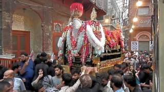Video 21 Ramzan 2017 Haider Manzil Mochi Gate Lahore Taboot of Mola ALI A.S 5/11 download MP3, 3GP, MP4, WEBM, AVI, FLV Oktober 2018