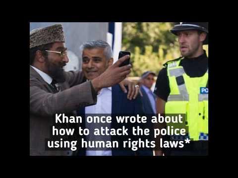 Who is Sadiq Khan?