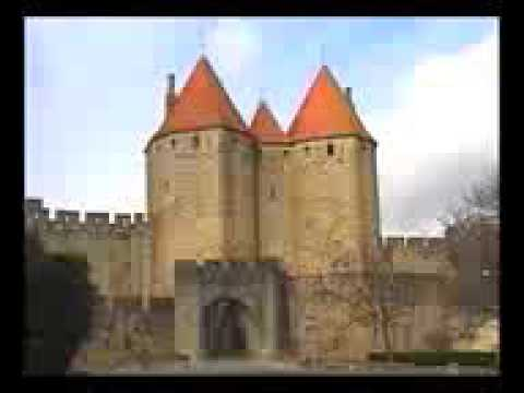 medieval europe design of castle national geographic documentary