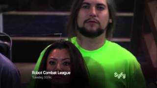 Robot Combat League Season 1 Trailer #3