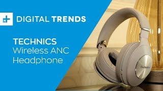Technics Wireless Noise Canceling Headphones EAH-F70N  - Hands On