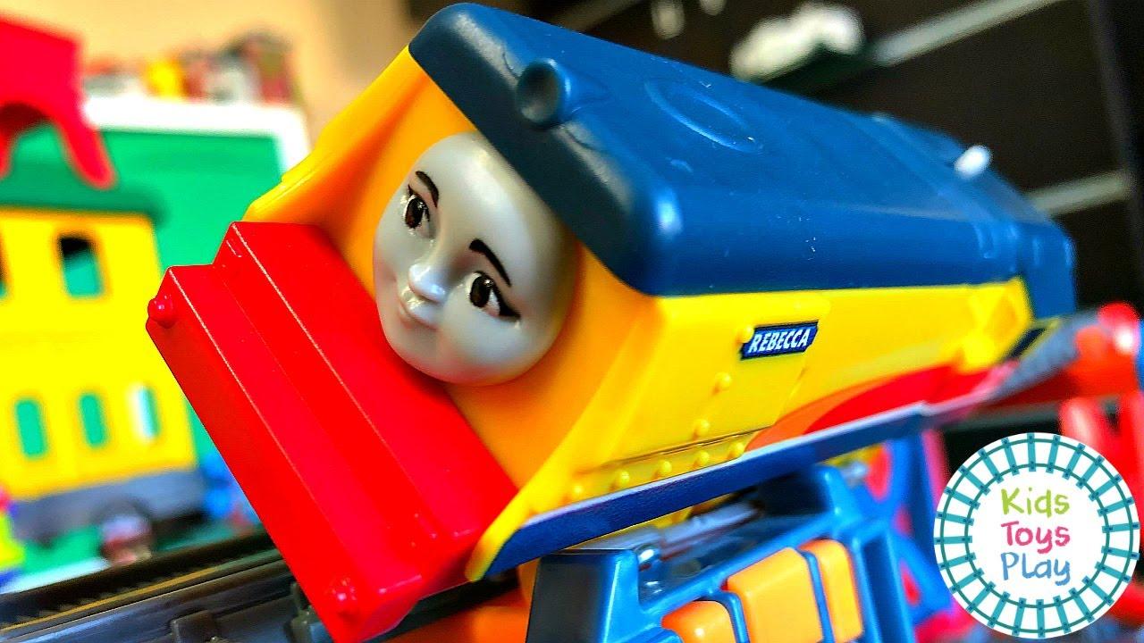 Thomas the Tank Engine World's Strongest Engine | Team Thomas VS The Great Railway Show