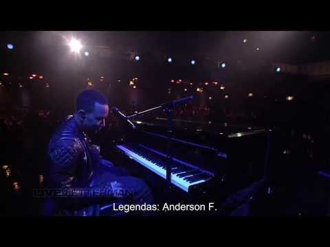 All Of Me - John Legend (Live on Letterman) - Leg-português/inglês Vídeos De Viagens