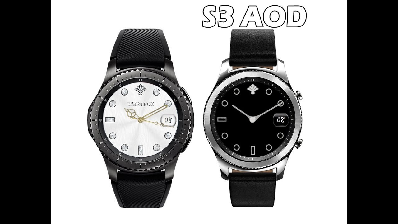 483dae0688b Samsung Gear Watch Face S3 and S2