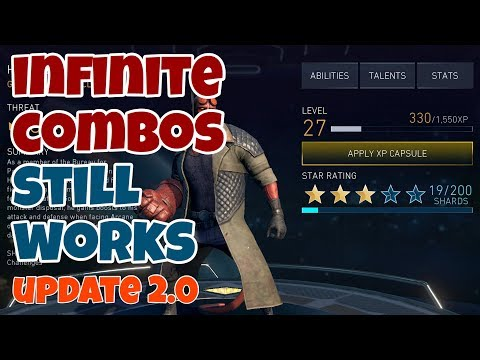 Injustice 2 Mobile | Infinite Combos | Update 2.0
