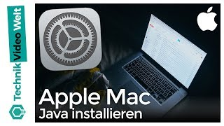 Apple Mac Java installieren