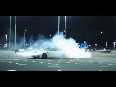 BMW M4 drift HD fılm