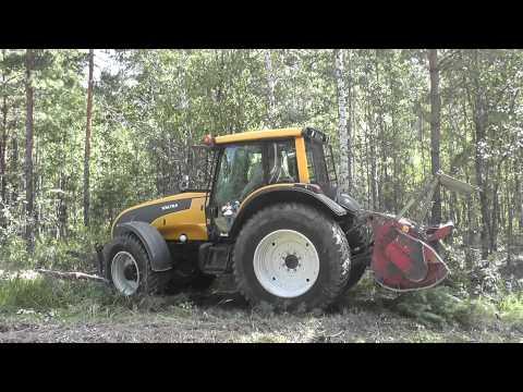Мульчеры для лесного хозяйства (лесной измельчитель) на.