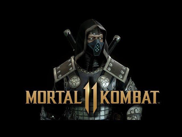 mortal kombat 11 sub zero art