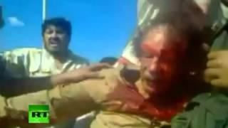 Repeat youtube video Muerte de Gadafi
