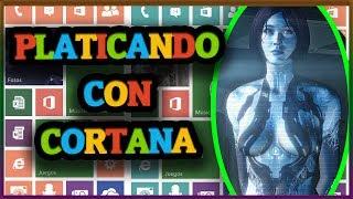 Platicando con Cortana (ESPAÑOL) - WINPHON8