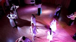 Петербург танцует вальс, постановка «Метель», 2-й Весенний Бал Monte Carlo