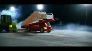 Cadbury Dairy Milk - Airport Trucks Advert