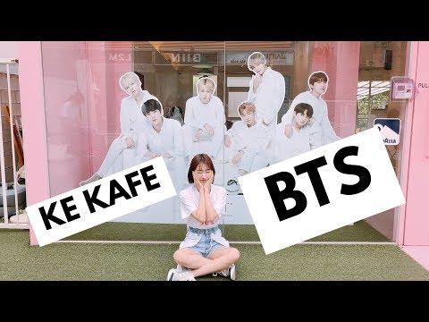OPPA2 BTS AKU PADAMU ~ MAIN2 KE KAFE IDAMAN BTS!!!