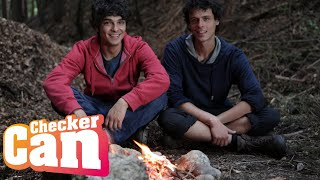 Der Survival-Check | Reportage für Kinder | Checker Can in der Wildnis