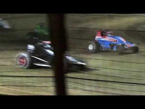 Charleston Speedway 410 Sprint Cars 9/10/2016