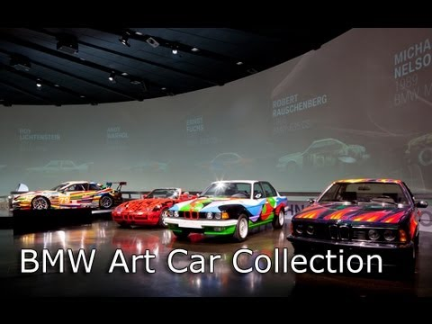 bmw art car collection hd deutsch youtube. Black Bedroom Furniture Sets. Home Design Ideas