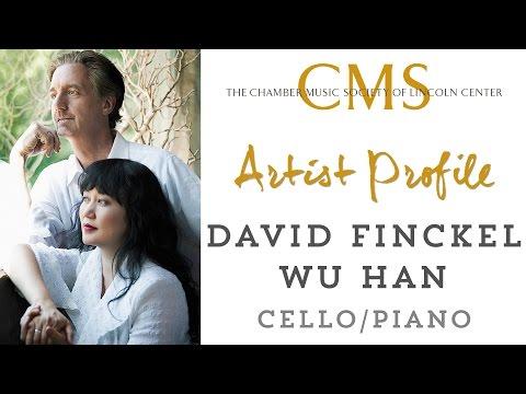 David Finckel & Wu Han Artist Profiles - January 2011