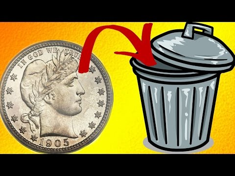 1800s QUARTER IN THE JUNK?? ||| Search for Silver