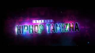 Happy birthday HIPHOP TAMIZHA - Aadhi    whatsapp status video