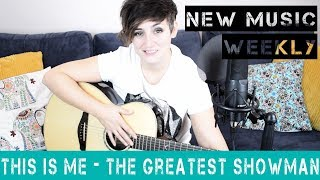 This Is Me - Upbeat Acoustic Guitar Cover - The Greatest Showman by Steph Willis UK