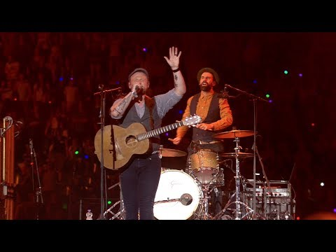 Rend Collective - More Than Conquerors *Live at EO Youth Day*