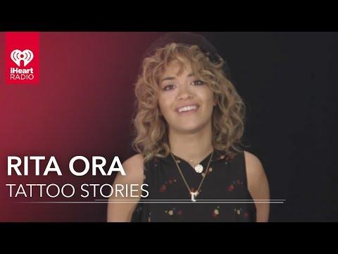 Rita Ora Was Tattooed in a Tub! | Tattoo Stories