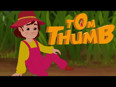 Tom Thumb Full Movie | Animated Fairy Tales | Bedtime Stories | Cartoon