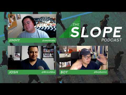 Kouhaku Disaster and Japanese Record of the Year - the SLOPE Podcast Episode 4