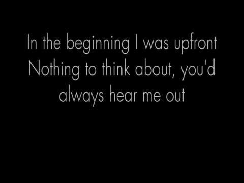 If I Leave - A Day to Remember (Lyrics) HD