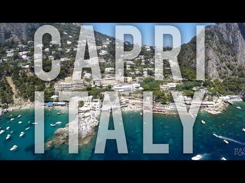 CAPRI ITALY 2017