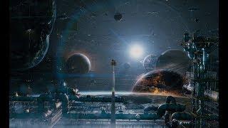 """ОБРАЗ, как создают ПЛАНЕТЫ и ГАЛАКТИКИ. Фрагмент из фильма """"Автостопом по Галактике""""."""