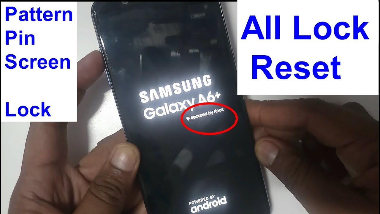 Samsung A6+ A605G Hard Reset And Lock Reset New Way 2019