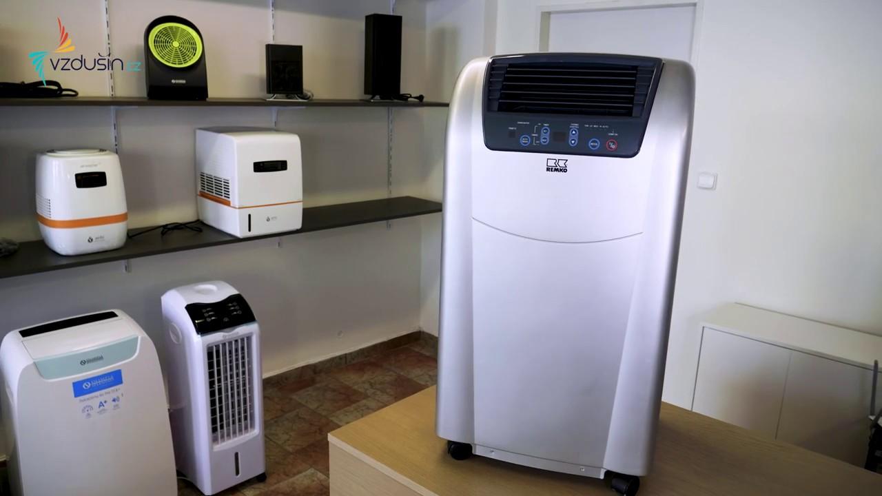 821da1b81d3f6 Mobilná klimatizácia REMKO RKL360 biela len za 755 €