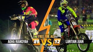 TRIAL GAME JOMBANG 2016: AGHA RIANSYAH VS LANTIAN JUAN