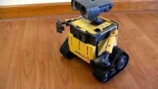 Disney Pixar Wall-E U-Command Remote Control Robot