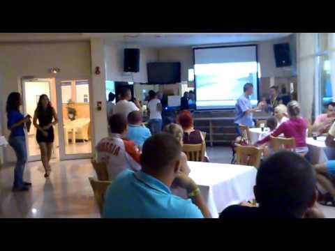 Hotel Wela Sunny beach Bulgaria-Karaoke