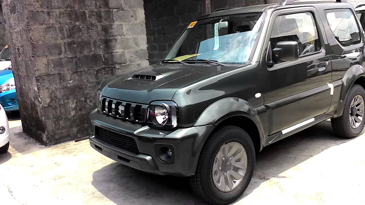suzuki jimny jlx at rare color green youtube. Black Bedroom Furniture Sets. Home Design Ideas