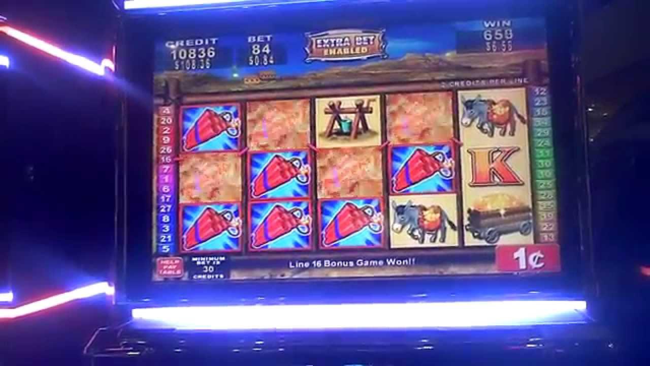 Money Blast Slot Machine