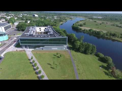 NUI Galway Engineering Building  HD 1080p