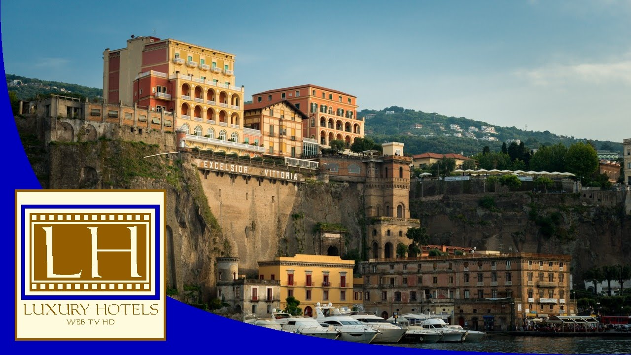 Luxury Hotels Excelsior Vittoria Sorrento