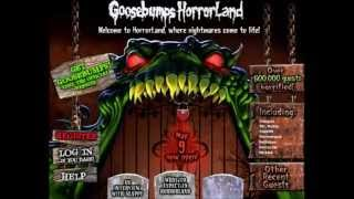 Goosebumps Horrorland Game OST  - Tracks 1 and 2